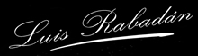 Posicionamiento web / Consultor SEO en Mallorca – Luis Rabadan Logo