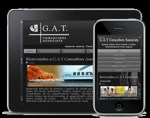Ver nueva web G.A.T Consultors Associats